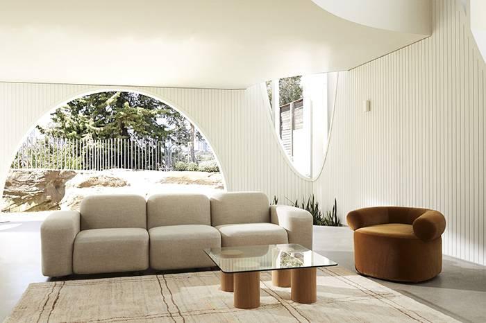 Sarah Ellison 新作:舒适亲切才是家居品设计的精髓