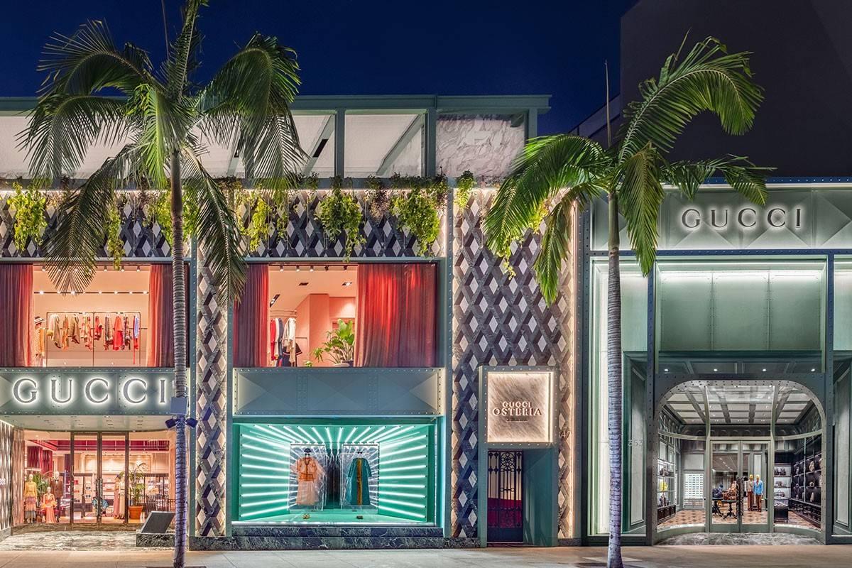 联合米其林三星主厨,Gucci于洛杉矶开设首家美国餐厅