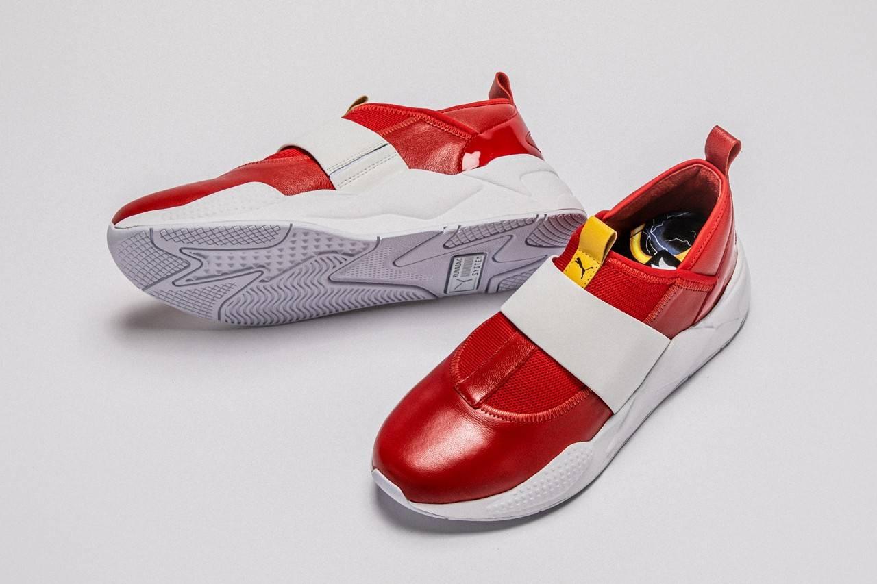 Shoe Surgeon与 PUMA 合作还原 SONIC 跑鞋