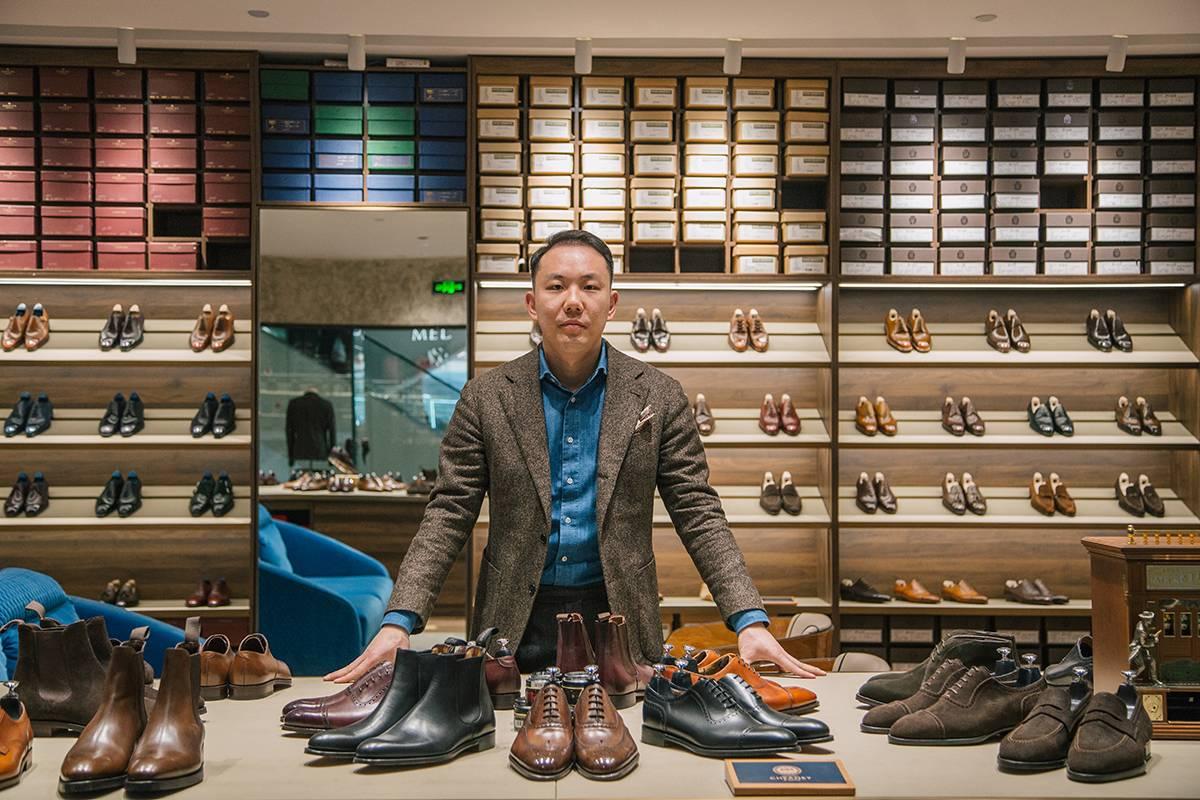 MEDALLION 美勋:专注于国际高端手工皮鞋和成衣服饰的集合店铺