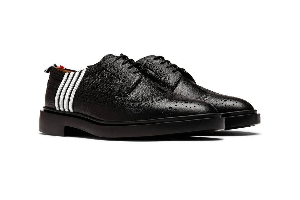 搭配正装,不要错过Thom Browne这双全新正装鞋
