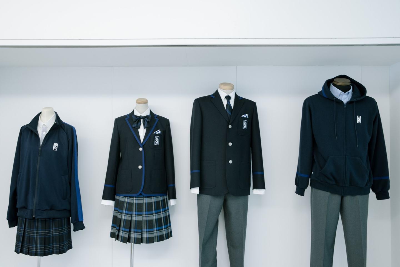 实名羡慕!藤原浩集结知名日牌为这所中学设计新校服