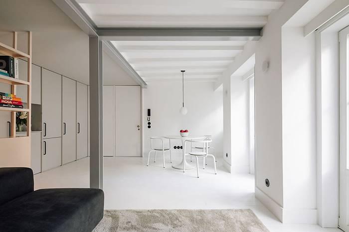 60㎡ 复式公寓,改造后的家居空间既美观又实用!