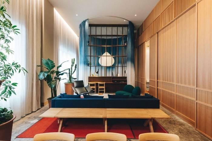 东京奥运会的旅行居住首选,一家由1920年银行改造的精品设计酒店