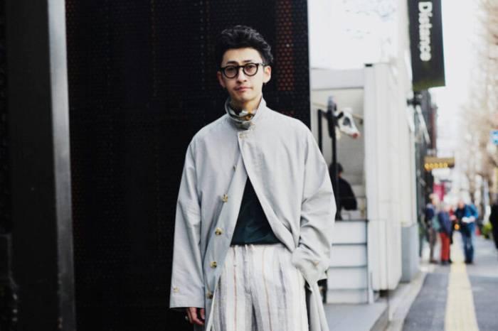 日本街拍 | BEAMS 一周搭配精选