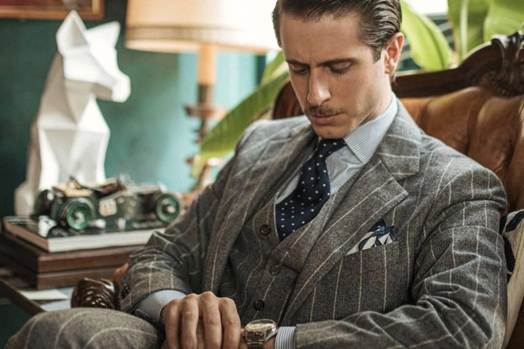男人的衣橱究竟需要多少套西装?