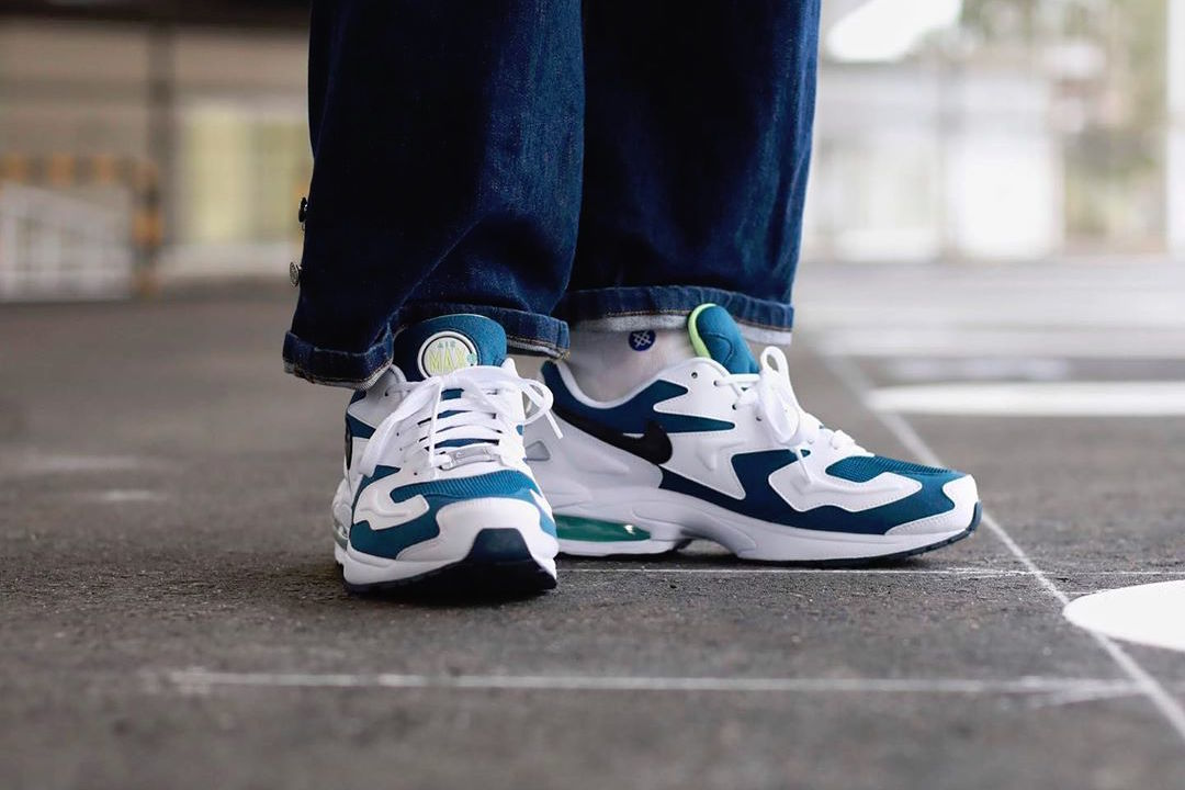 新老交替,Nike Air Max 2 Light 新色发售
