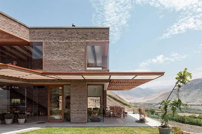 艺术空间近赏:探索建筑设计与自然景观之间的延续性