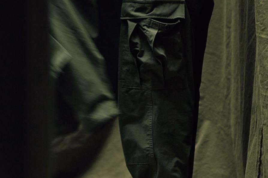 抛开传统的军裤,伴随日常的理想军裤是怎样的呢?