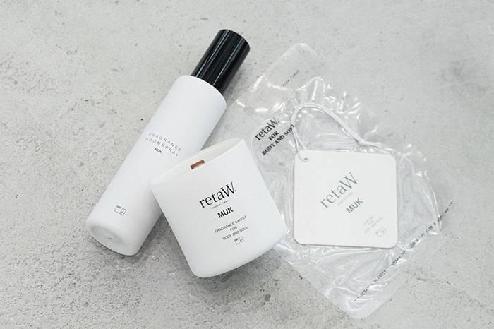 消毒之后,让这款retaW联名香氛改善你的家居气味吧!