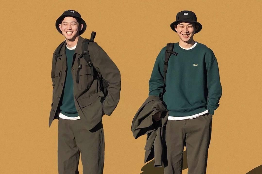 韩国时尚博主的日常穿搭 简简单单干干净净