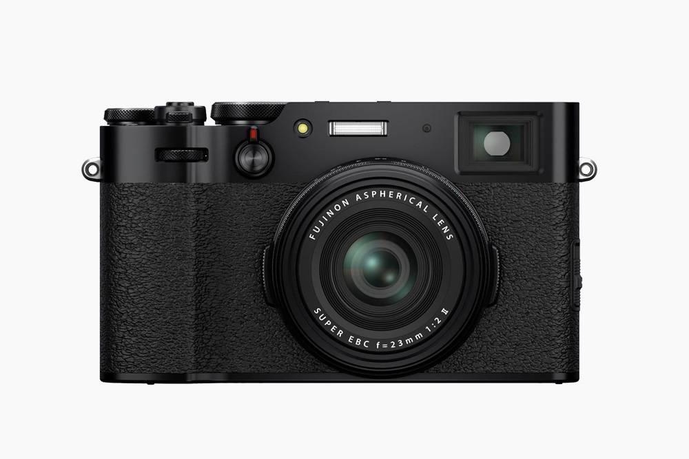 以复古格调传递现代质感,Fujifilm推出全新X100V