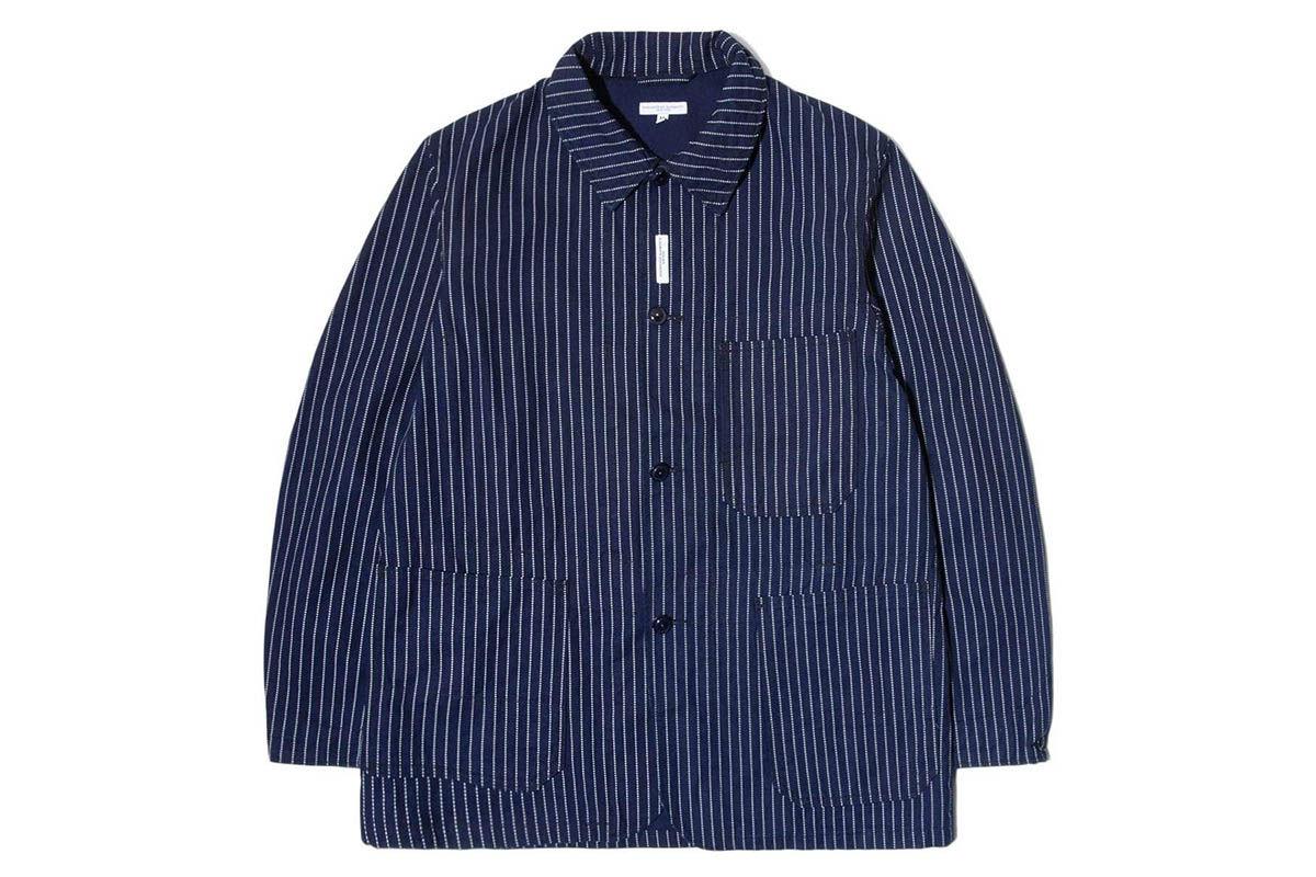 巴黎寻灵感,Engineered Garments工装再创新