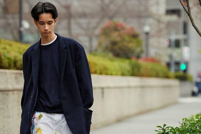 长谷川昭雄搭配专栏:普通的衣服 普通的风格