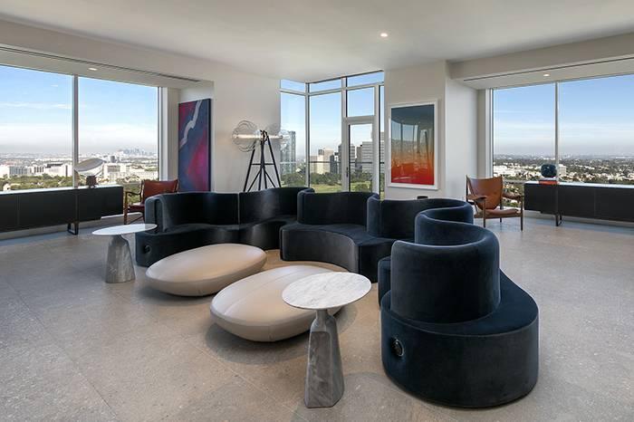 顶级豪华公寓Beverly West,住进760㎡ 大套间是一种怎样的体验?