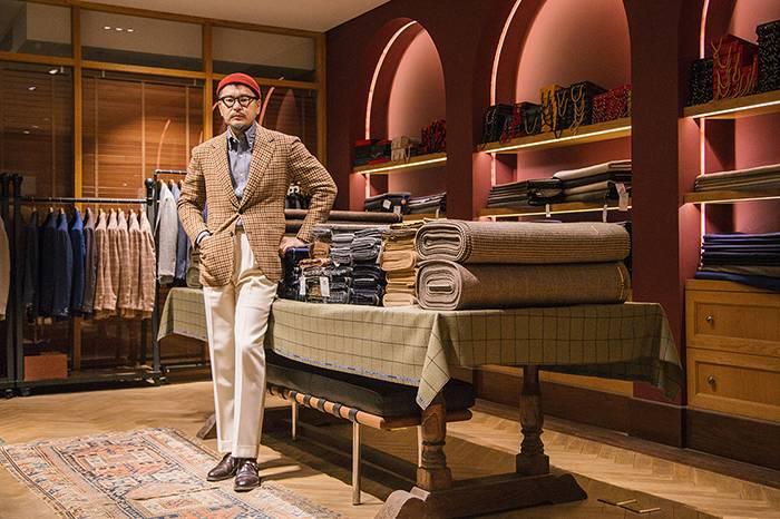 BRIO:意大利独立家族品牌男装集合店