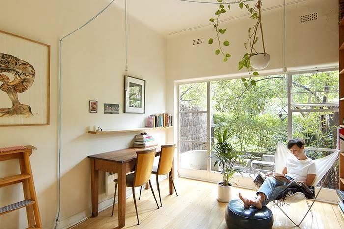23平方米的小户型改造,多功能起居室秒变宴会厅