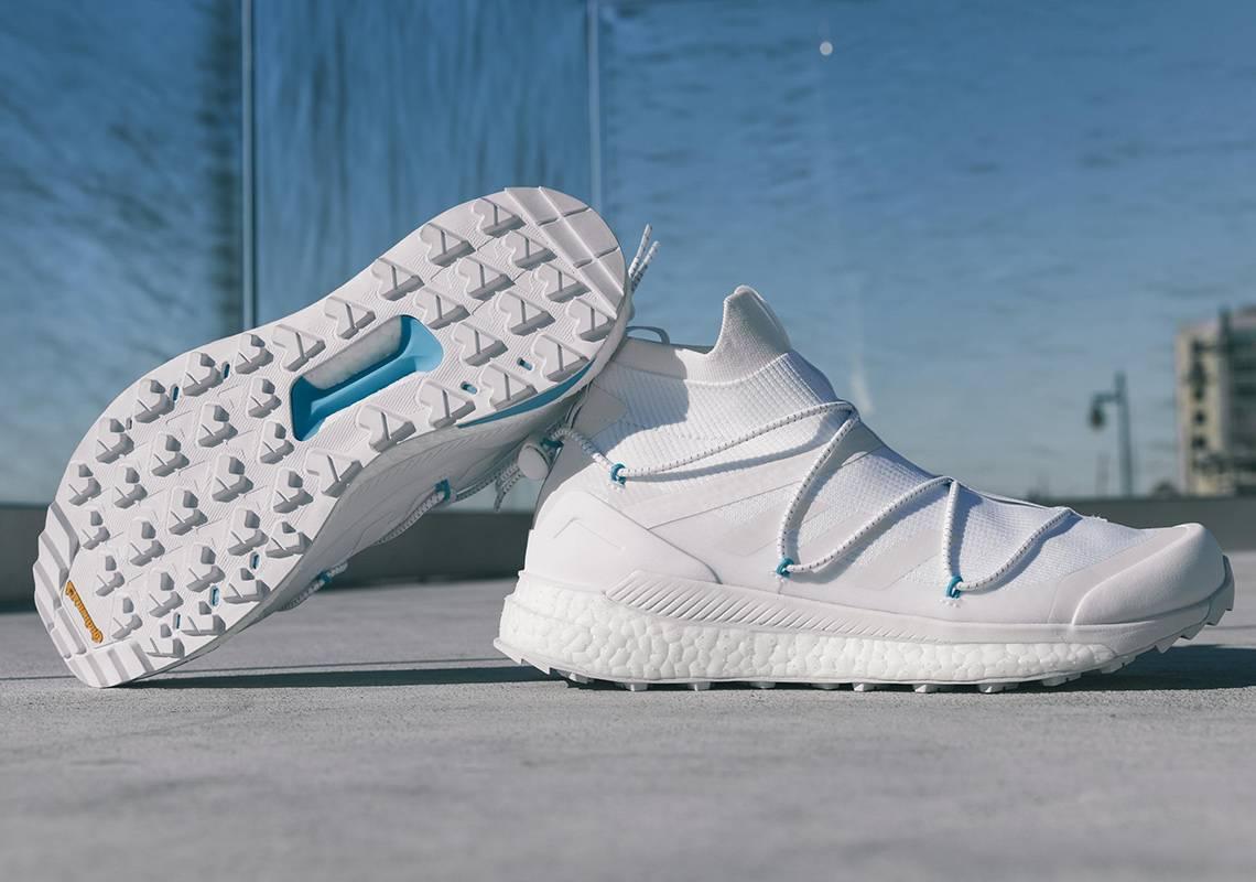 外观打破以往户外徒步鞋,KASINA x adidas Terrex Free Hiker 联名款发售