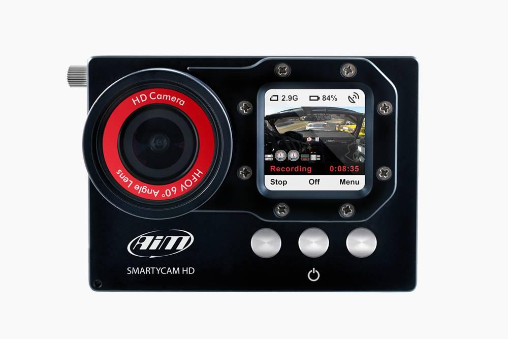 AiM:赛车界的领导品牌 推出运动相机兼赛车影像记录仪