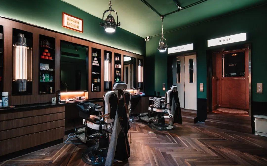 全国复古理发店铺指南 2020让我们从头开始