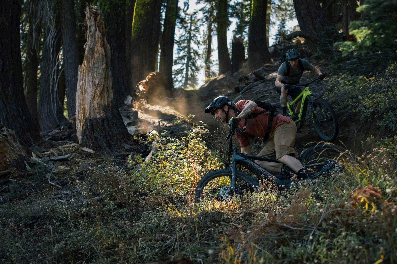 传奇单车品牌Santa Cruz推出首款电动山地车