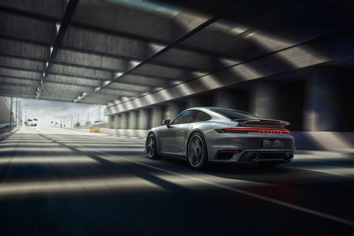 从内到外都是一种传承,全新Porche 911(992) Turbo S上市
