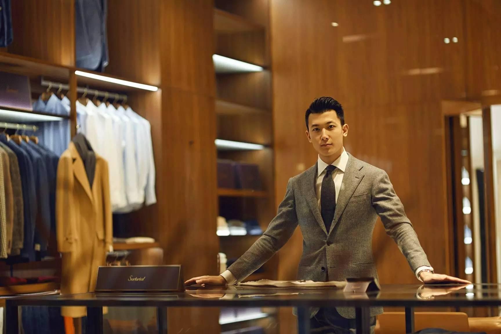 MR.LAB:北京经典男装店Sartorial创始人Kieran Wang