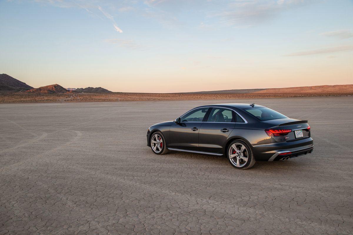 2020年改款奥迪S4,是能让生活和速度变轻松的一台车