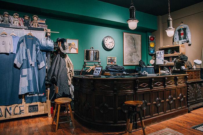 RADIANCE-Blue:这间复古精品店,可不止vintage这么简单