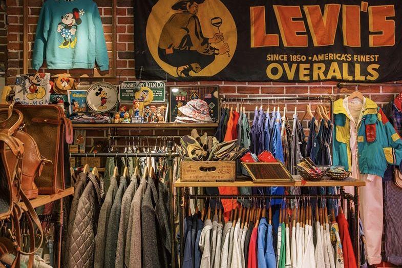 Mega Vintage:进入北京的这家古着店带你体验时光逆转