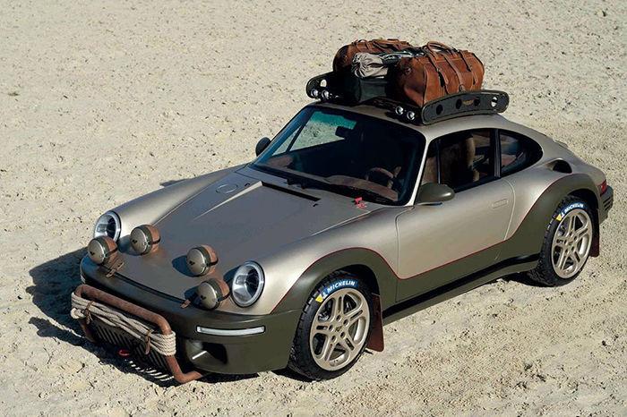 RUF Rodeo Concept:专为牛仔竞技打造的越野跑车!