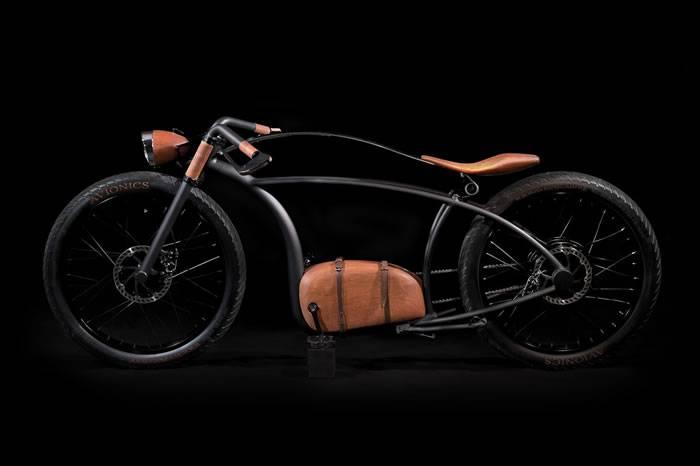 Avionics V1电动单车 传承百年工艺之美