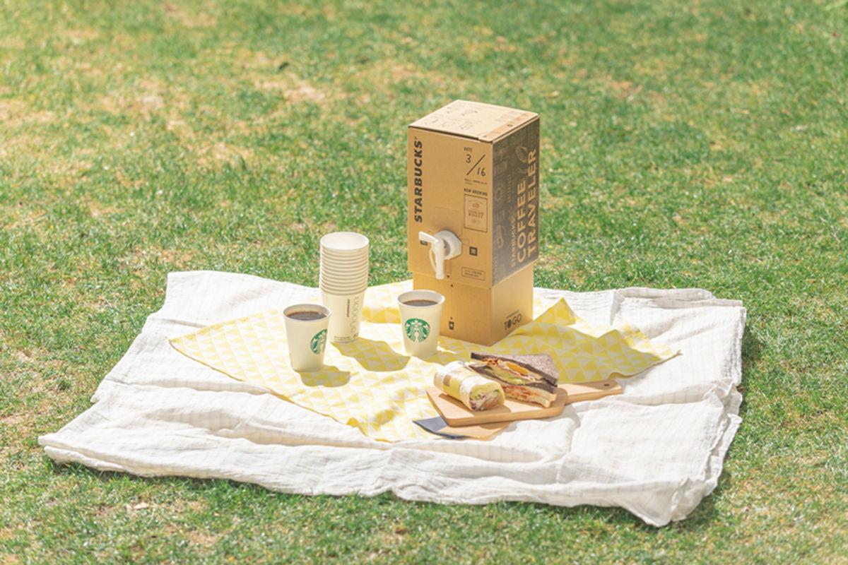 日本星巴克推出环保「旅行便携咖啡机」,既贴心又美观