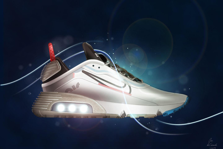 传承经典提升品质,Nike Air Max 2090即将发售