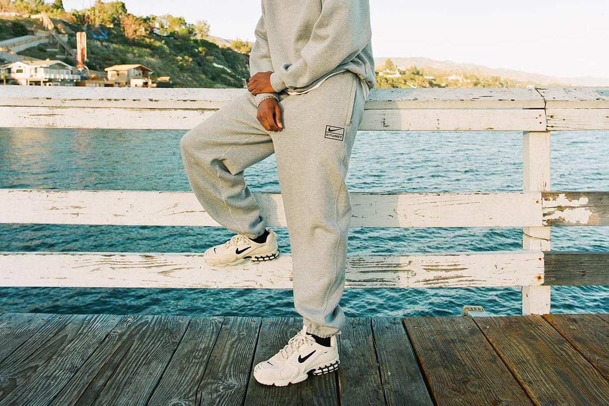 Stüssy与Nike今年首度合作,重点则在两双鞋上