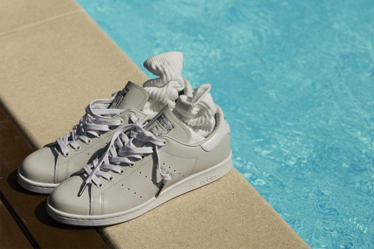 Beauty&Youth X adidas Originals定制鞋款造型大片曝光