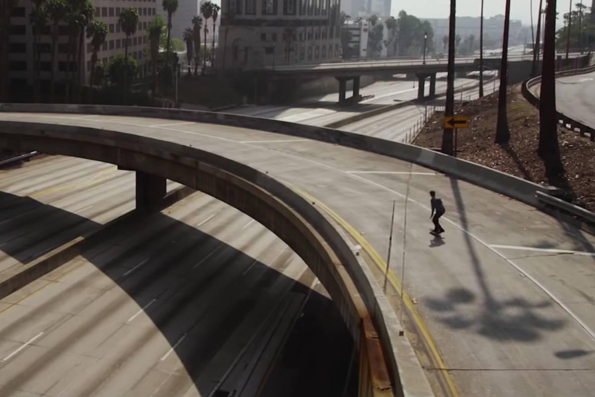 THE BERRICS一次不激烈的拍摄,读出洛杉矶极限爱好者的心声