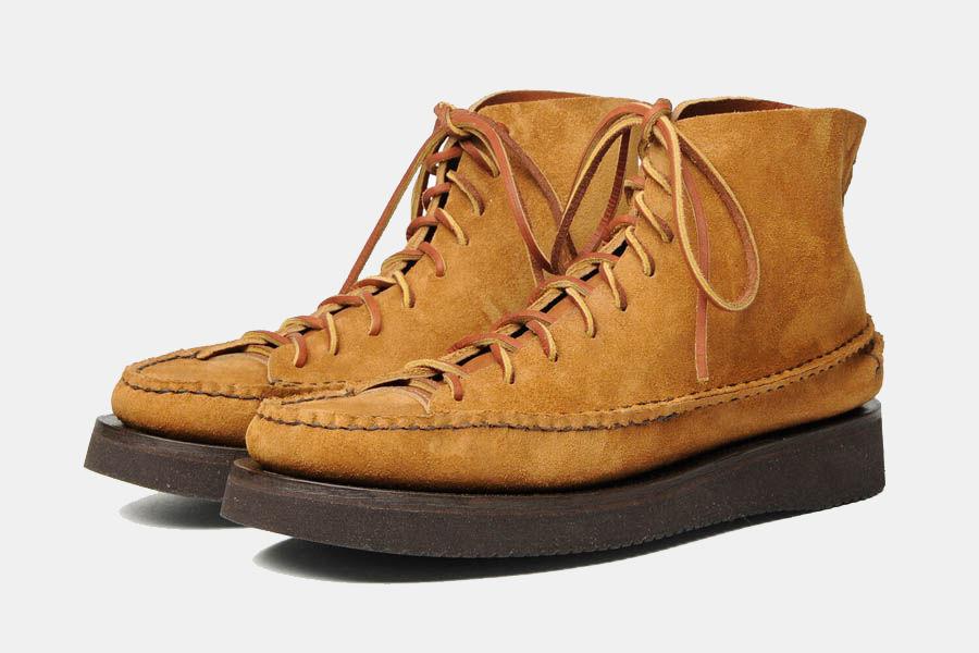 感受古法工艺的独特魅力 Yuketen释出2020春夏绅士鞋履