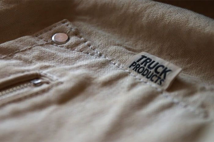 TRUCK PRODUCTS:关于一只托特包的匠心故事