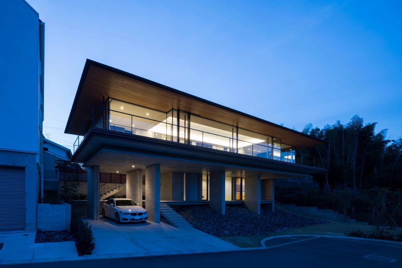 随着时间流逝而愈发坚韧的建筑 才是有灵魂的住宅空间
