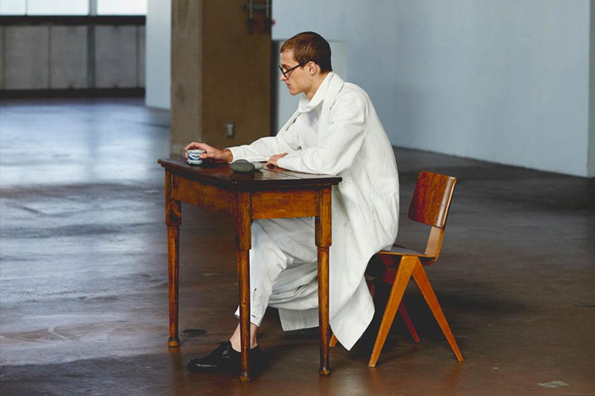 以生活方式出发打造服装概念 Atelier Béton2020春夏释出