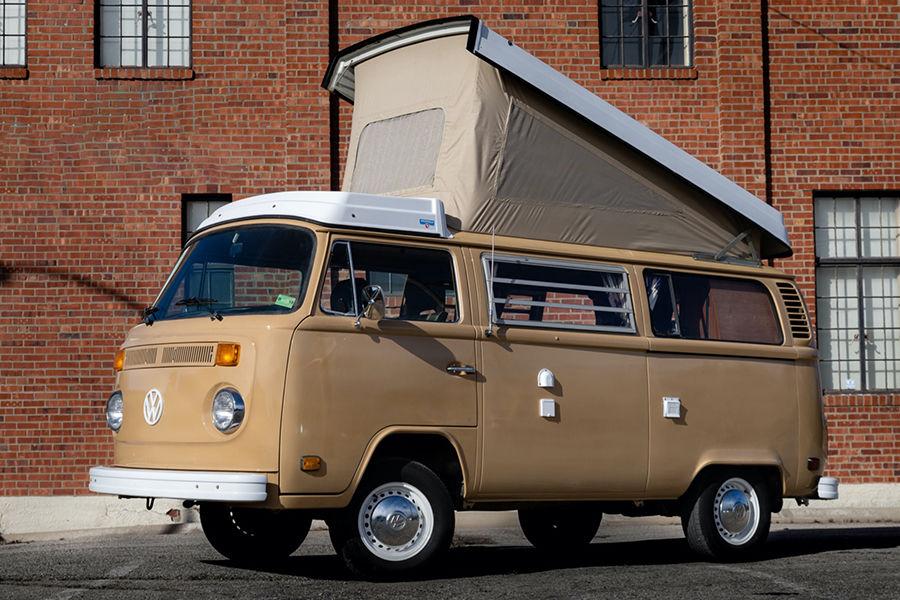 老式露营车的魅力 1979 Volkswagen Bus Westfalia近赏