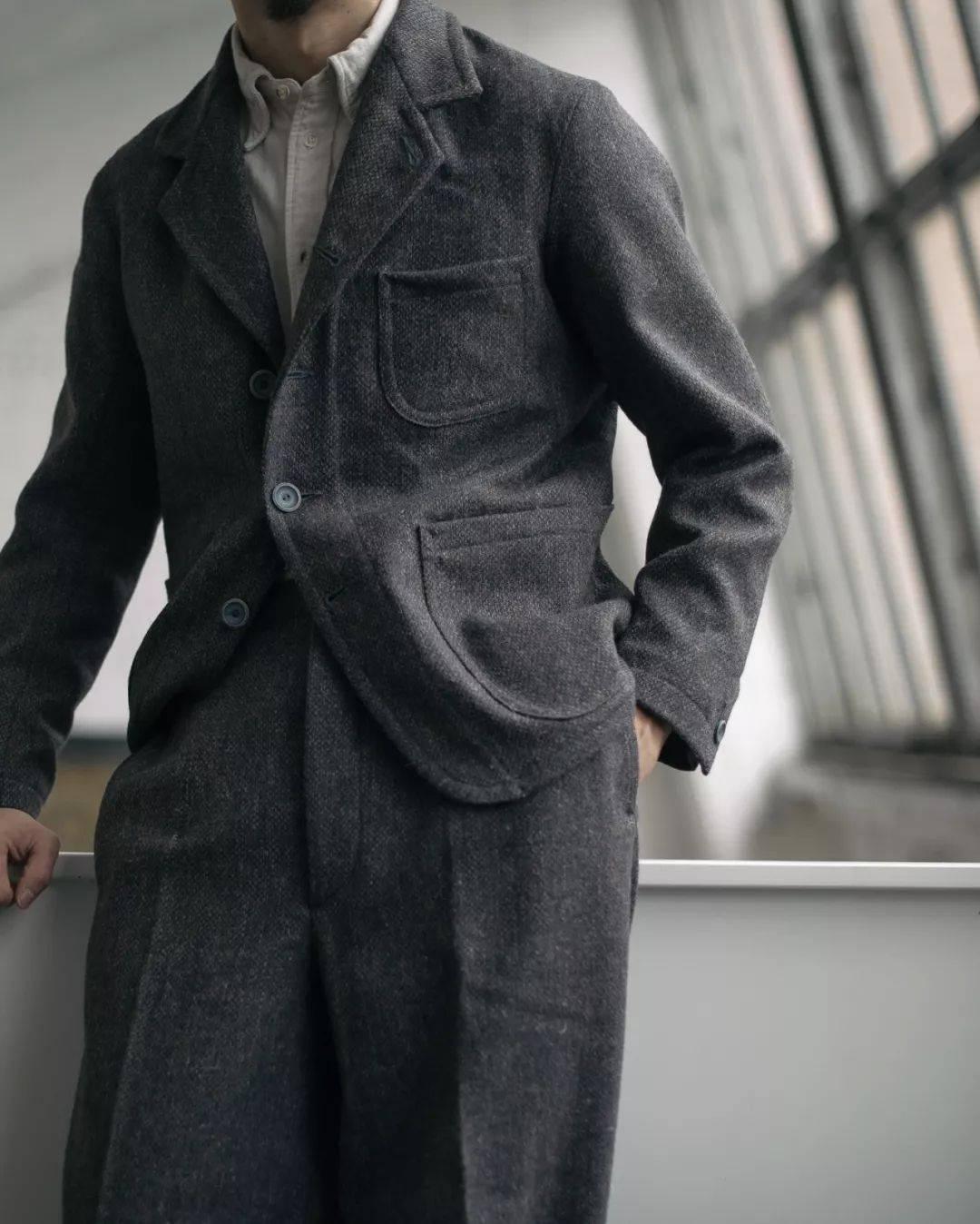 MOTIV与Alden的男装搭配 诠释新经典绅士的风格造型