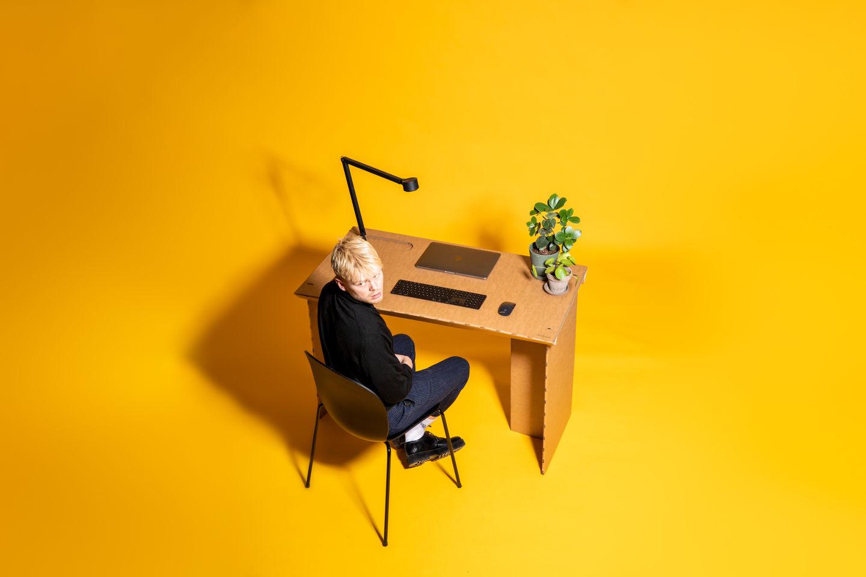 Stykka推出环保办公桌,品位与品德同时提升