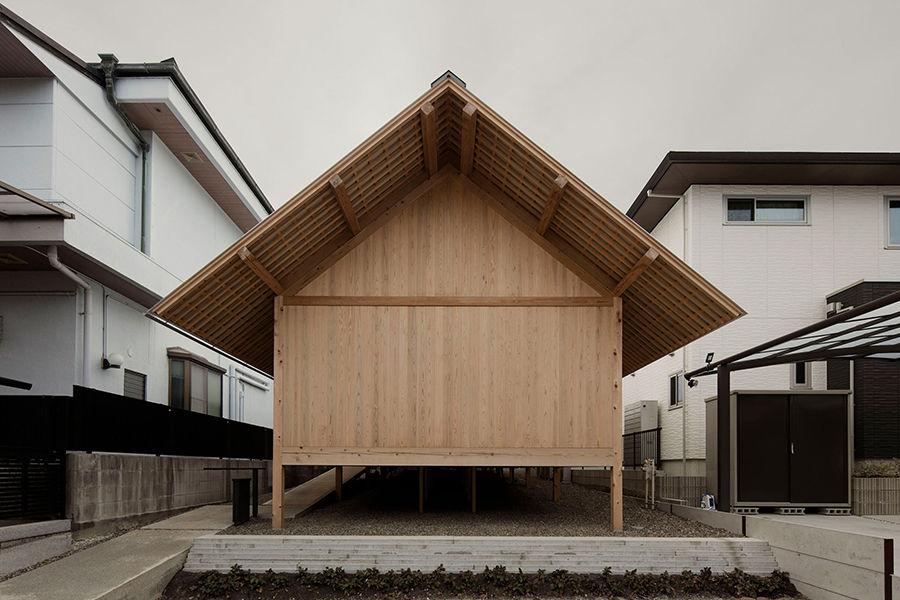 日本建筑事务所Tomoaki Uno:我们善于在大自然中发现美