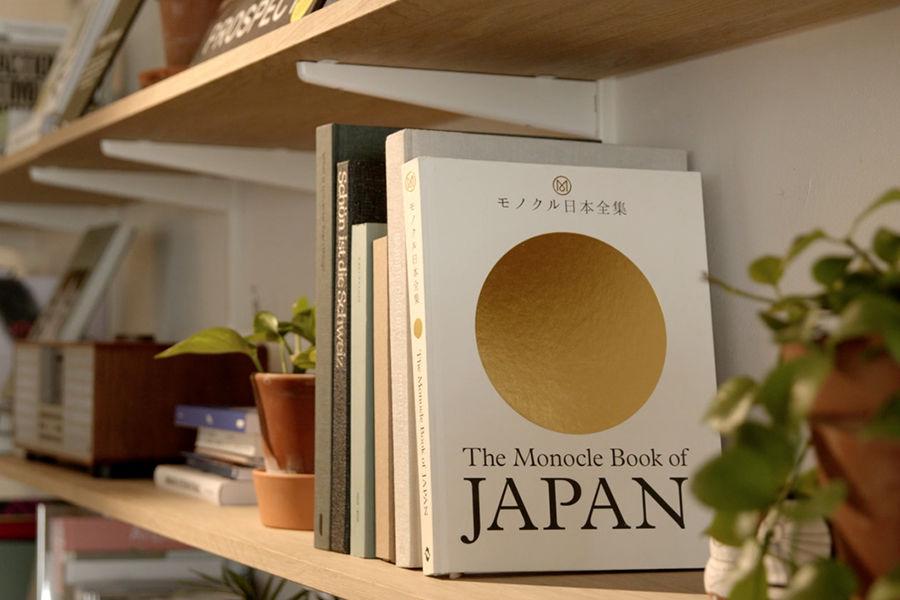 Monocle发布日本风格全书 传递日本街头巷尾的生活美学