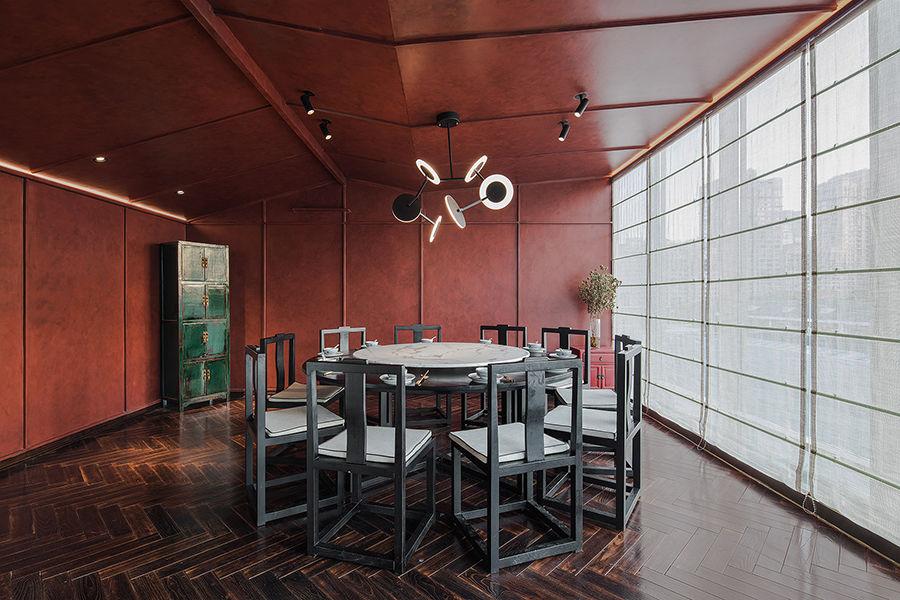 """点卯小院儿:一间老北京四合院改造的""""新""""古韵中式餐厅"""