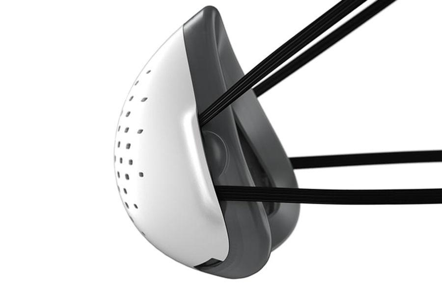 O2 Curve Mask:一款来自加拿大的超级防毒口罩!