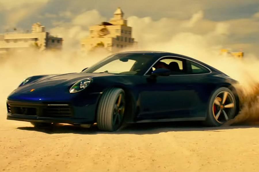 威尔·史密斯新剧上映,驾驶Porsche 911在迈阿密街头火爆飙车