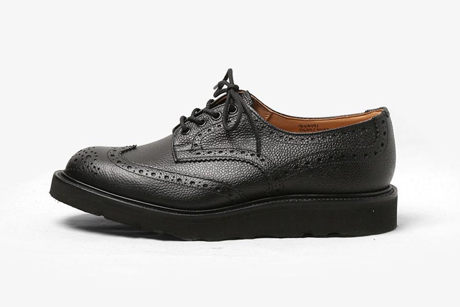 绅士男孩的夏日福利 NEPENTHES X TRICKER'S联名鞋款发布
